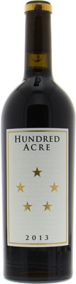 Hundred Acre Vineyard - Cabernet Sauvignon Kayli Morgan Vineyard 2013