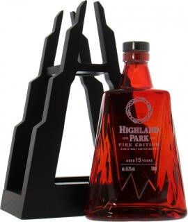 Highland Park15 Years Old Fire Edition 45.2%NV
