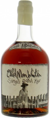 Old man Winter - 18 years Old  Single Batch Rye 47% 1978