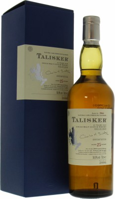 Talisker - 25 Years Old 2006 Release 56.6% NV