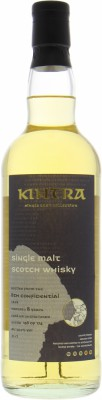 Kintra Whisky - 8 Years Old 8th Confidential Cask 59.2% 2008