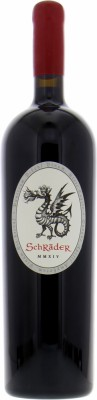 Schrader Cellars - Cabernet Sauvignon Old Sparky Beckstoffer to Kalon Vineyard 2014