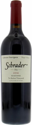 Cabernet Sauvignon T6 Beckstoffer to Kalon VineyardSchrader Cellars -