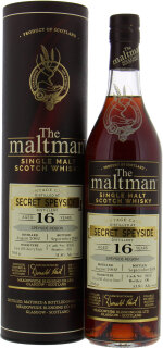 Secret Speyside 16 Years Old The Maltman Cask 900145 51.8%Secret Speyside 16 Years Old The Maltman Cask 900145 51.8%