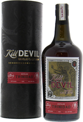 Caroni - 18 years Old Kill Devil Cask Strength 65.5% 1998