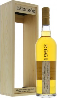 24 Years Old Càrn Mòr Cask 121141 58.9%