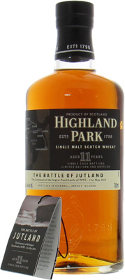 Highland Park - The Battle of Jutland Cask 3378 64% 2004