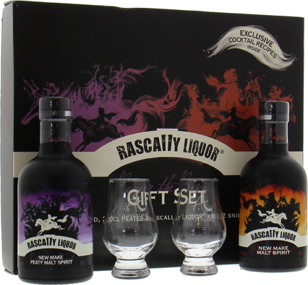Rascally Liquor Gift Set 63.5%