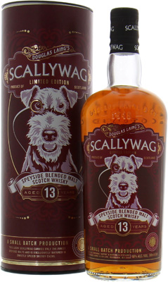 13 Years Old Scallywag 46%