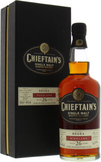 26 Years Old Chieftains's Cask:1521 48%