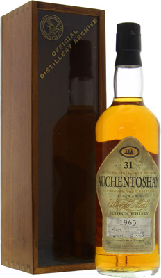 1965  31 Years Old Individual Cask Bottling Cask:2502 49.3%