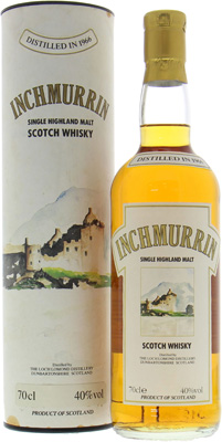Inchmurrin - 1966 Single Highland Malt 40% 1966