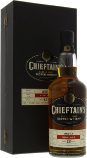 23 Years Old Chieftains's Cask:1514 46%23 Years Old Chieftains's Cask:1514 46%