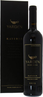 Yarden Katzrin Red Galilee
