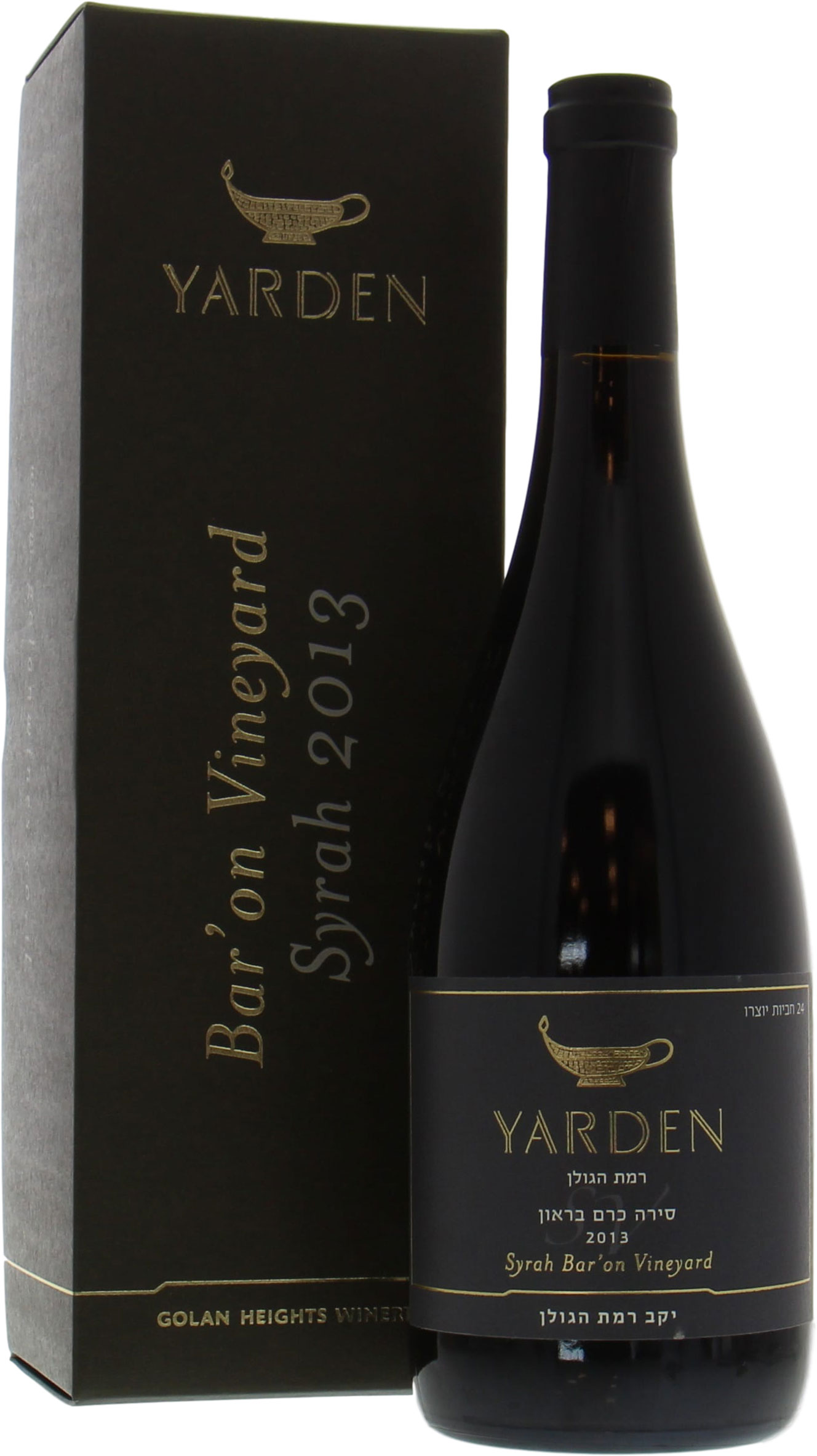 Golan Heights Winery  - Yarden Syrah
