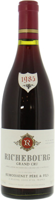Remoissenet - Richebourg  1985