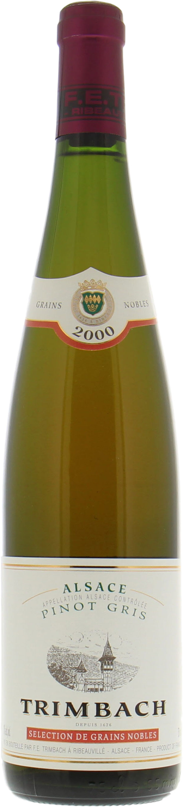 Trimbach - Pinot Gris Grains Nobles 2000