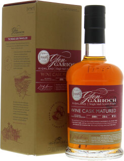 15 Years Old 1998 Wine Cask Matured 48%15 Years Old 1998 Wine Cask Matured 48%