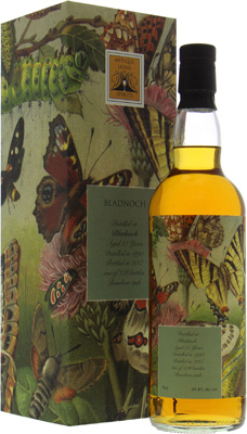 27 Years Old Antique Lions of Spirits The Butterflies 49.4%Bladnoch -