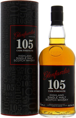 Glenfarclas - 105 Years Old 60% NV