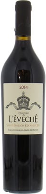 Chateau L'Eveche - Chateau L'Eveche 2014