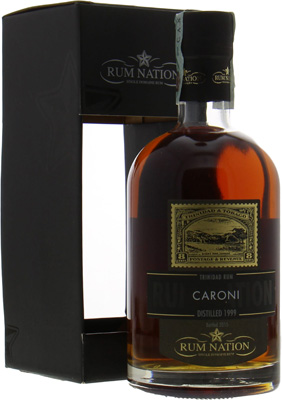 16 Years Old Rum Nation 55%