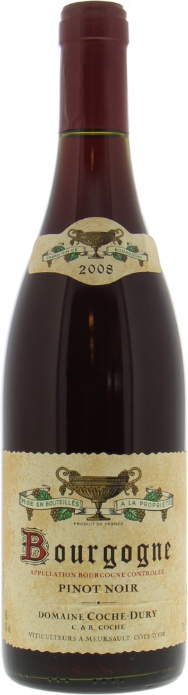 Coche Dury - Bourgogne Rouge  2008