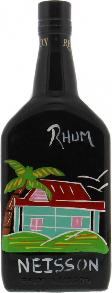 Thieubert Carbet Neisson - Rhum Agricole Martinique 2010 Limited edition La Case Créole Tatanka 51.2% 2010