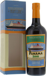 Panama Mysterious Distillery Limited Edition Batch #3 43%