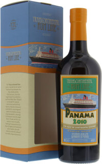 Panama Mysterious Distillery Limited Edition Batch #2 43%