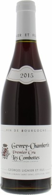 Georges Lignier - Gevrey Chambertin Les Combottes 2015