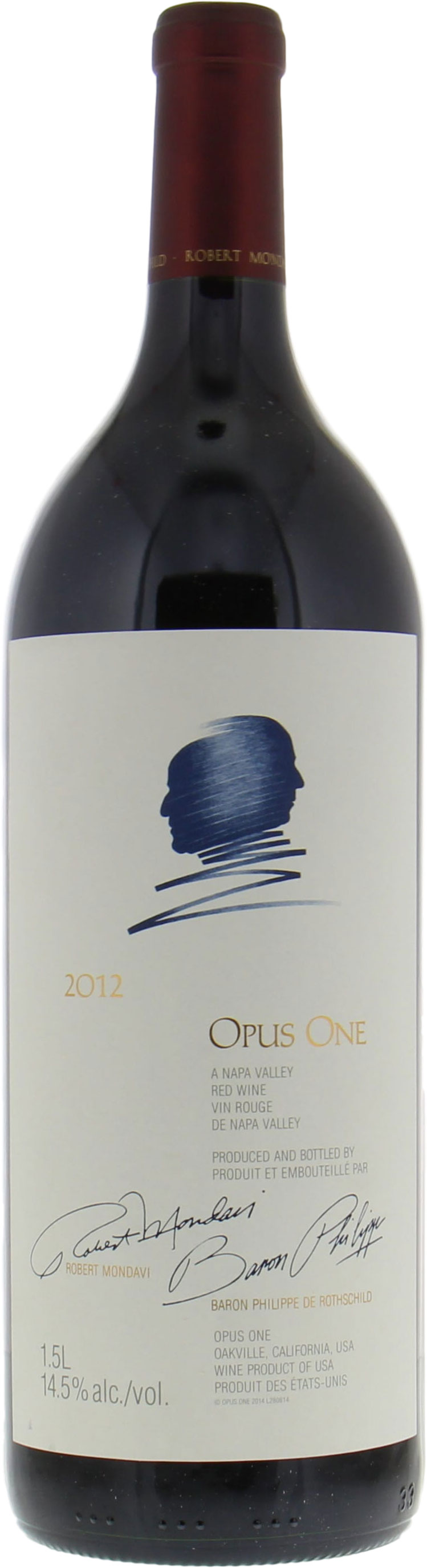 Opus One - Proprietary Red Wine 2012