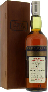 23 Years Old Rare Malts Selection 61.3%