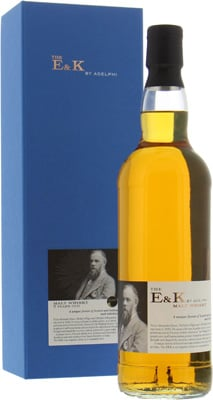 Adelphi - The E&K Malt Whisky 5 Years Old Glenrothes,Ardmore,Amrut 57% NV