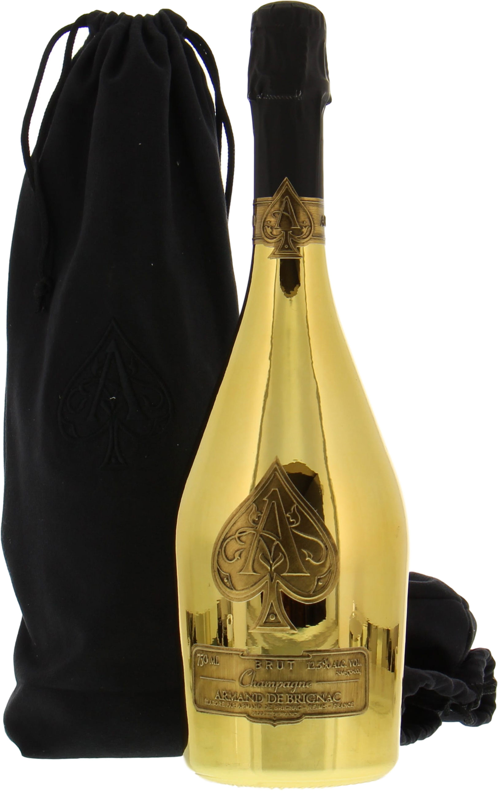 Armand de Brignac - Gold Brut in bag