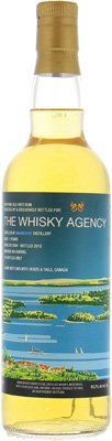 Barbancourt - The whisky Agency 12 Years Old 49.2% 1994