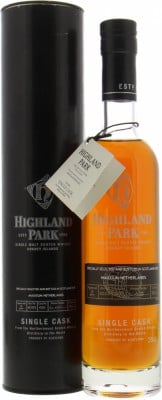 Highland Park - 12 Years Old For Maxxium Netherlands Cask 1550 60% NV