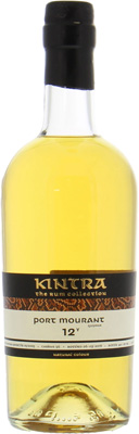 Port Mourant - 12 Years Old Kintra Wooden Potstills Cask 96 55.9% 2005