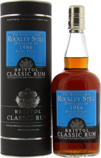 1986 Rockley Still Barbados 46%
