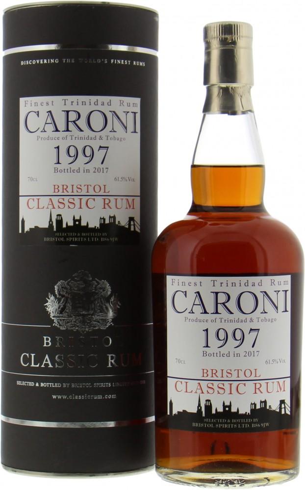 Caroni 1997 Bristol Classic Rum 61 5% 1997
