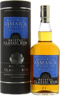 Worthy Park - Bristol Reserve Rum of Jamaica 8 Years 46%
