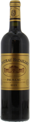Chateau Batailley - Chateau Batailley 2015