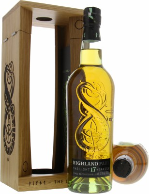 The Light 17 Years 52.9%Highland Park -