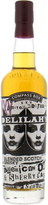 Compass Box - Delilah's XXV 46% NV