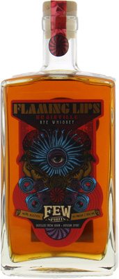 FEW Spirits - Flaming Lips Brainville Rye 40% NV