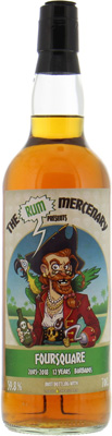 12 Years Old The Rum Mercenary 59.8%