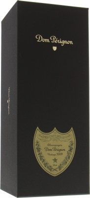 Moet Chandon - Dom Perignon in giftbox 2009
