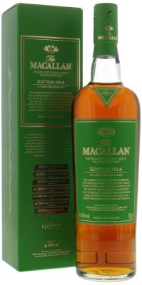 Edition No.4 48.4% Macallan -