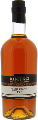 Foursquare - 12 Years Old KINTRA CASK 118 63.3% 2006