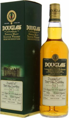 Port Ellen - 35 Years Old Douglas Of Drumlanrig Cask 9830 50.4% 1977